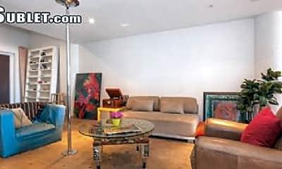 Living Room, 931 E Pico Blvd, 1