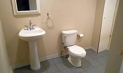 Bathroom, 1212 Preeman Street, 2