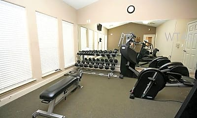 Fitness Weight Room, 1001 Leah Avenue, 2