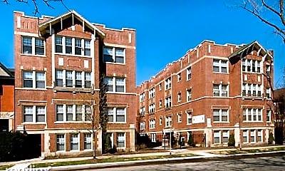 Building, 5724 S Blackstone Ave, 0