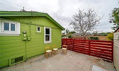 Patio / Deck, 5221 W 5th St, 2