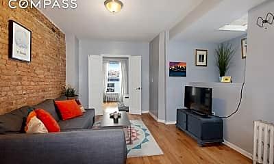 Living Room, 250 St Marks Ave 3, 1