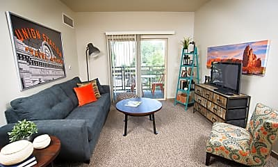 Living Room, Flats At The Oval, 0