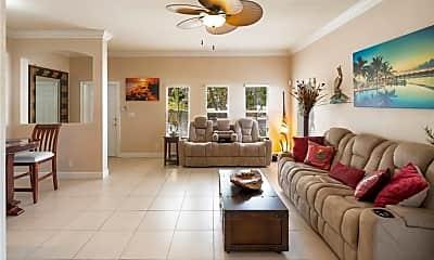 Living Room, 12175 SW 27th St, 0