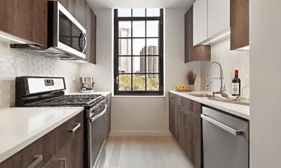 Kitchen, 1 Wall Street Court, 1
