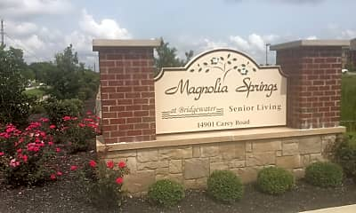 Magnolia Springs Senior Living, 1