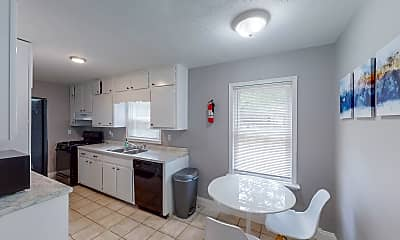 Kitchen, Room for Rent -  less than a 1-minute walk to 172, 1