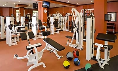 Fitness Weight Room, 3410 Alexander Rd NE Unit #3, 2