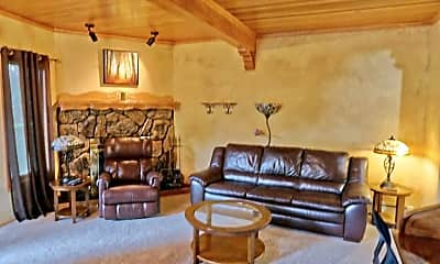 Living Room, 4830 Mills Dr, 1