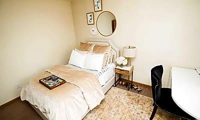 Bedroom, University Properties, 2