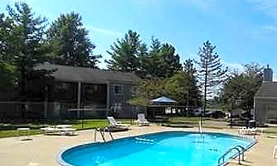 Pool, Keystone Farm Apartment Homes, 0