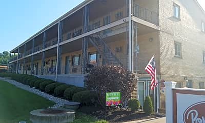 Powells Garden Apartments, 0