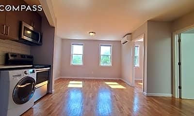 Living Room, 726 Courtlandt Ave 2-R, 0