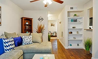 Living Room, Oaks of Wimbledon, 1