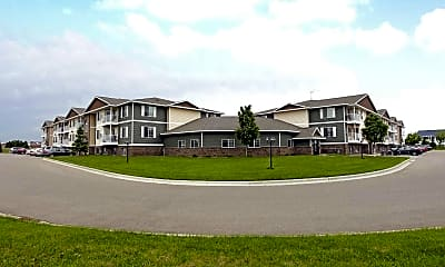 Landscaping, Graceview Estates Apartments, 0