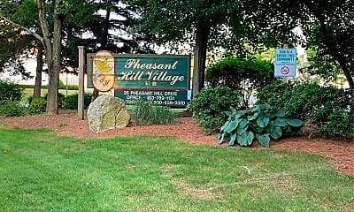 Pheasant Hill Village, 1