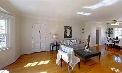 Living Room, 5671 San Vicente Blvd B, 0