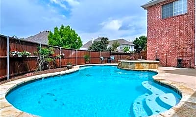 Pool, 248 Park Valley Dr, 1
