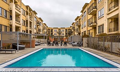 Pool, 5600 Wilshire Blvd, 0
