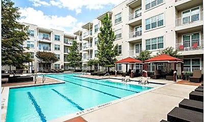 Pool, 4110 Fairmount St, 1