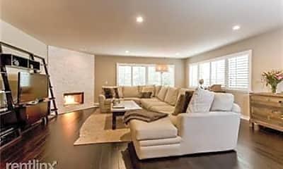 Living Room, 4455 Fulton Ave, 1