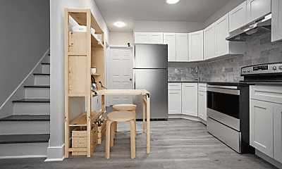 Kitchen, 2030 Granite St, 2