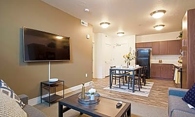 Living Room, Promenade Place, 1