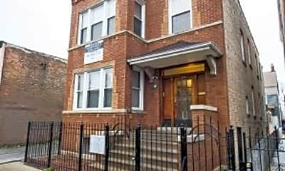 Building, 2542 S Trumbull Ave, 2