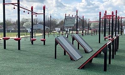 Playground, 233 W Marietta Way, 2
