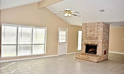 Living Room, 2434 Planters Row, 0