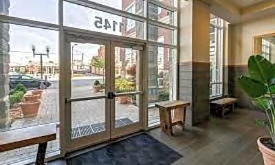 Patio / Deck, 1145 N High St 502, 1