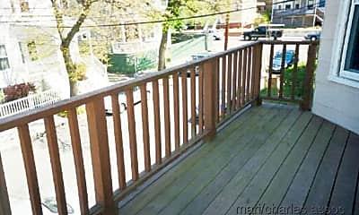 Patio / Deck, 248 Elm St, 1