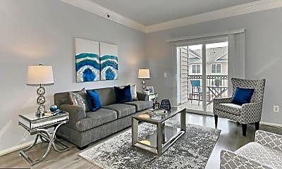 Living Room, 1571 Spring Gate Dr. 6411, 0