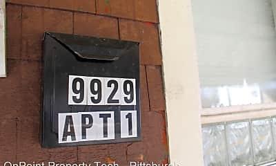 Community Signage, 9929 Frankstown Rd, 1