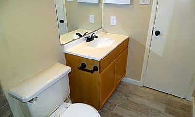 Bathroom, 6522 Ridge Willow Dr, 2