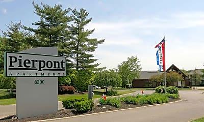 Building, Pierpont Apartments, 2