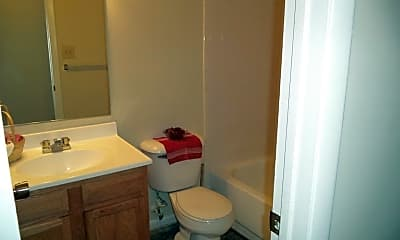 Bathroom, Brittany Place Apartments, 2