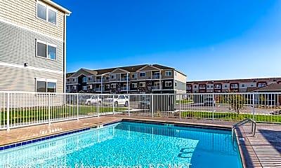 Pool, 810 Roberts Rd, 0