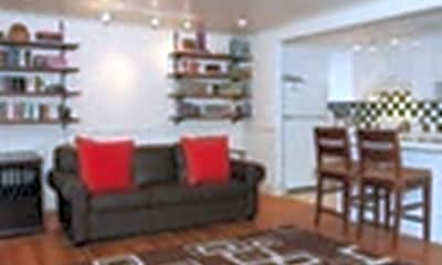 Living Room, 343 Commonwealth Avenue A, 0