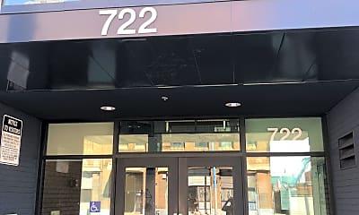 Washington 722 TOD, 1