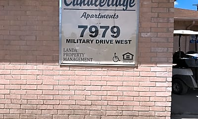 Candleridge, 1
