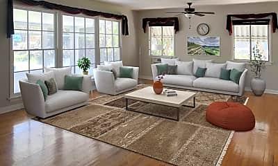 Living Room, 430 N Leland Ave, 0