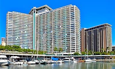Building, 1777 Ala Moana Blvd 2303, 2
