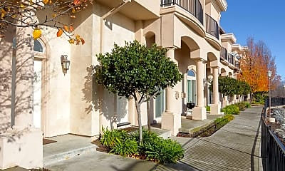 Building, Sunset Rocklin Townhomes, 0