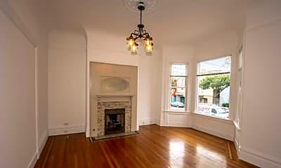 Living Room, 2529 Bryant St, 0