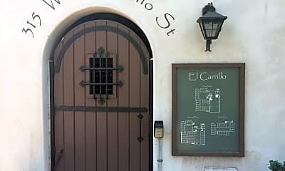 El Carrillo Apartments, 1