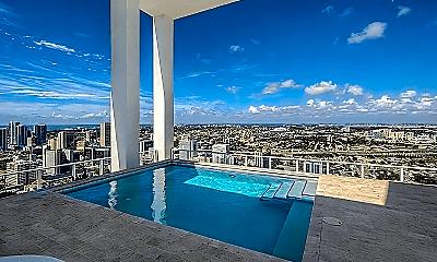 Pool, 1040 Biscayne Blvd, 1
