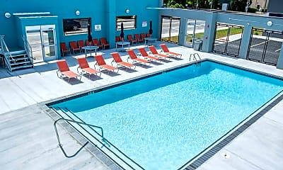 Pool, B+G Place, 0