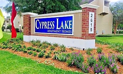 Cypress Lake, 1
