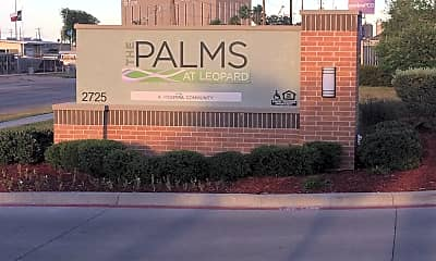 The Palms at Leopard Apartments, 1